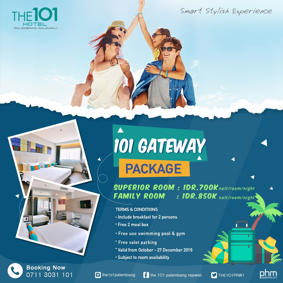 101 Gateway Package