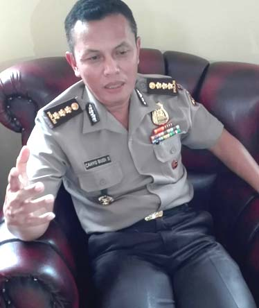 Kabid Humas Polda Sumsel Kombes Pol Cahyo Budisiswanto. (Foto-Dokumen/Dedy/Koransn)