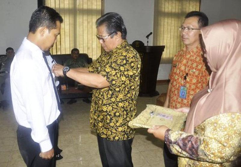 PNS Harus Jadi Tauladan   Suara Nusantara