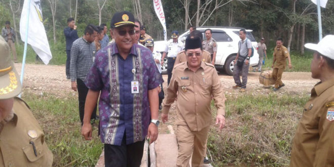 Dirjen Kementerian Pertanian Ri Kunjungi Muratara Suara Nusantara