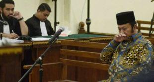 Adik Ketua MPR Zulkifli Hasan Divonis 12 Tahun Penjara