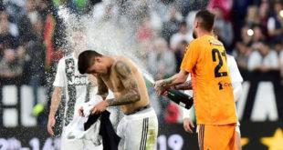 Rekor Baru Juventus di Eropa