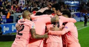Barcelona Tinggal Menunggu Atletico