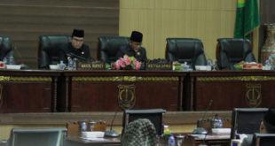 LHP Pertama & Raih WTP Pemkab Muba Banjir Pujian