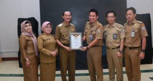 Palembang Terima Penghargaan INAMICE