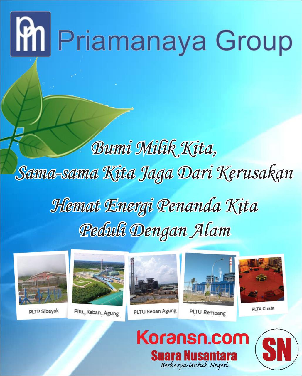 Banner Iklan Priamanaya Group